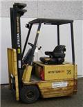 Hyster A 1.50 XL, 1991, Electric forklift trucks
