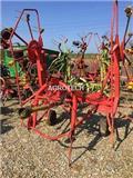 Agram JET FAN 554, 2003, Máy cào và máy giũ cỏ