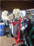 Berthoud MEV 5 rangs, 2013, Grape Sprayers