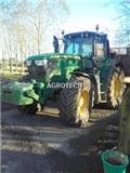 John Deere 6150 M, 2014, Tracteur