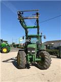 John Deere 6610, 2000, Traktori