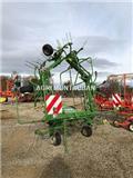 Krone KW 782, 2005, Rastrilladoras y rastrilladoras giratorias