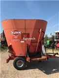 Kuhn EUROMIX, 2004, Equipos para descarga en silos