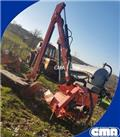 Kuhn Multi-Longer, 2015, Corta-sebes