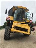 Зерноуборочный комбайн New Holland CX 6090, 2014 г., 555 ч.