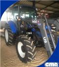 New Holland T 5.95, 2013, Tracteur