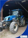 New Holland T 6.165 EC, 2012, Tractores