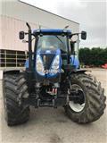 New Holland T 7.200, 2013, Tractores Agrícolas usados