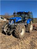 New Holland T 7.210 PC, 2016, Tracteur