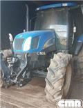 New Holland TS 100 A, 2007, Tracteur