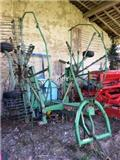 Stoll R655 DS, 1997, Rakes and tedders