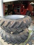 Goodyear 18.4 R38 MED LÅSE, Двойные колёса для тракторов