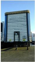 Merker Curtainsider, 2008, Box semi-trailers