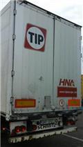 Schmitz Van, 2008, Semi-trailer med fast kasse