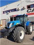 New Holland T 7050, 2007, Tractores