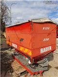 Rauch Axera M, 2005, Пръскачки на торове