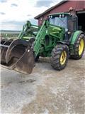 John Deere 6430 Premium, 2008, Traktorji