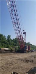Manitowoc 555, 2002, Track mounted cranes
