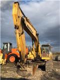 Komatsu PC400-7, 2007, Crawler excavators