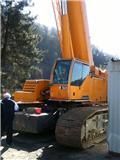Liebherr LTR 1100, 2006, Kāpurķēžu ceļamkrāni
