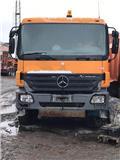 Mercedes-Benz Actros 3341, 2007, Mga tipper trak