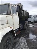 АВТОКРАЗ, ПАО (КРЕМЕНЧУГСКИЙ АВТОМОБИЛЬНЫЙ ЗАВОД), 1996, Camion benne