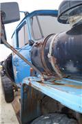 АВТОМОБИЛЬНЫЙ ЗАВОД УРАЛ ОАО УРАЛ 480721, 2007, Mga traktor unit