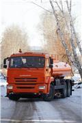 КЗСТ на шасси КАМАЗ-65115, 2019, Vattentankbilar
