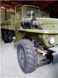 Ural СТ, ООО УРАЛ 4320-0111-41, 1993, Platformas/izkraušana no sāniem