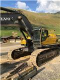 Volvo EC 700 B LC, 2013, Excavadoras especiales