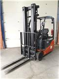 Toyota 8FBE16T, 2016, Electric Forklifts