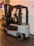 Nissan 1N1L20Q, 2013, Electric Forklifts