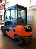 Toyota 02-8 FD F 25, 2012, Diesel Forklifts