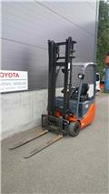 Toyota 8 FB ET 15, 2013, Electric Forklifts