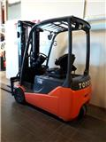 Toyota 8 FB ET 18, 2012, Electric Forklifts
