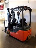 Toyota 8FBEK18T, 2016, Electric forklift trucks