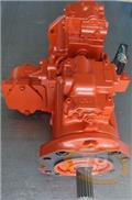 Kawasaki Volvo MX295 Hydraulic Pump, 2014, Otros componentes