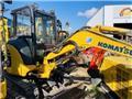 Komatsu PC30MR-3, Mini Excavators <7t (Mini Diggers)
