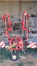 Fella TH 8608 DN, 2011, Rastrilladoras y rastrilladoras giratorias