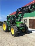 Трактор John Deere 6210, 2001