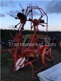 Kuhn GF 6401 M H, 2001, Okretači i sakupljači sijena