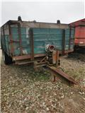Universal 5 TONS VOGN, Tipper trailers