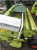 CLAAS PU 380 HD, Λοιπός εξοπλισμός συγκομιδής χορτονομής