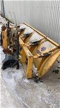 Epoke Skråplov 310 cm. Med hydraulisk sving - Gummiskær, Lemiesze i pługi śnieżne