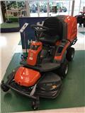Husqvarna RC 320Ts AWD Inkl. 112 cm Klippebord, 2018, Sodo traktoriukai-vejapjovės