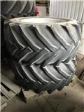 Trelleborg 600/55-30,5 Incl. Fælge, Tires, wheels and rims