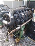 Mercedes-Benz Actros، 2011، محركات