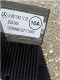 EURO6 MERCEDES-BENZ Actros MP4,DC,24/12V,10A,18A, 2014, Elektronika