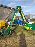 Spearhead MACHINERY EXCEL 606 VFR, 2008, Hedge cutters