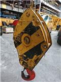Faun 16mm-1sheave-12.5ton, Crane Parts and Equipment